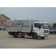 江特牌JDF5120XQYDFL型爆破器材运输车