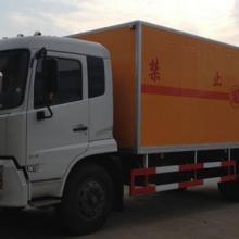 成龙威东风天锦爆破器材运输车