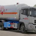 成龙威东风后双桥液化气体运输车