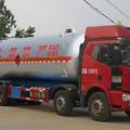 成龙威解放前四后八液化气体运输车