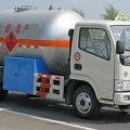成龙威东风福瑞卡液化气体运输车