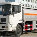 新中绿东风天锦化工液体运输车