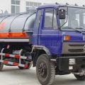新中绿东风153化工液体运输车