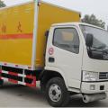 新中绿东风福瑞卡爆破器材运输车