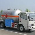 力威东风金霸液化气丙烷体运输车