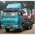 集鑫奥龙重卡 336马力 6X4 牵引车