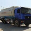 德龙F20006X4粉粒物料运输车