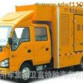 卫富NJ5070TDY 应急电源车