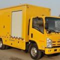 元通东风牌DFZ5100XDYQL型电源车