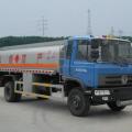 元通东风牌DFZ5160GRYGSZ4D型易燃液体罐式运输车