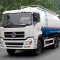 特汽EQ5253GFLT型粉粒物料运输车