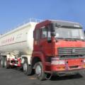 考格尔JHL5313GFL型低密度粉粒物料运输车