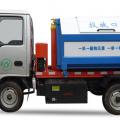 汉福纯电动车厢可卸式垃圾车