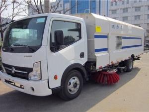 东风凯普特N300型洗扫车