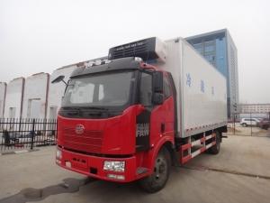 解放J6型7米冷藏车