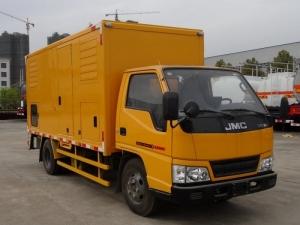 江铃小型应急电源车