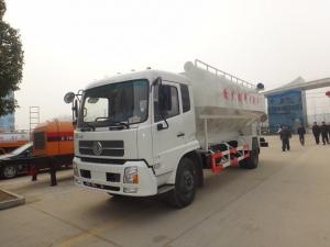 东风8吨散装饲料运输车