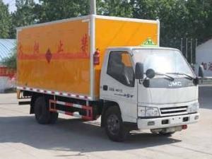 程力爆破器材运输车(环保国五)