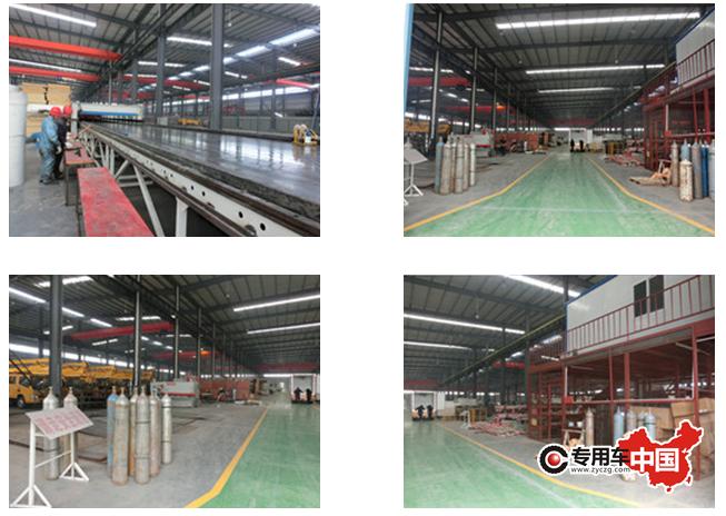 湖北江南专用特种汽车有限公司生产设备