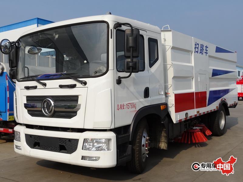 东风干式扫路车价格表¥17.6-46.5万