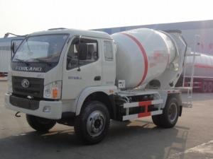 4方福田混凝土罐车