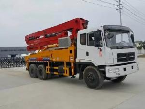 三一31米混泥土泵车