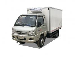 程力国五福田驭菱2.9米冷藏车