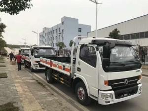 东风国五气瓶运输车