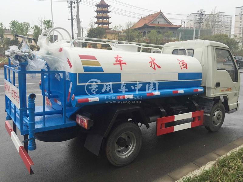 合力福田时代3吨洒水车