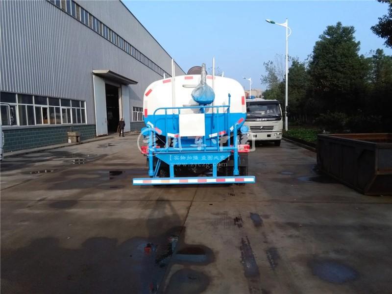 合力10吨福田欧马可洒水车