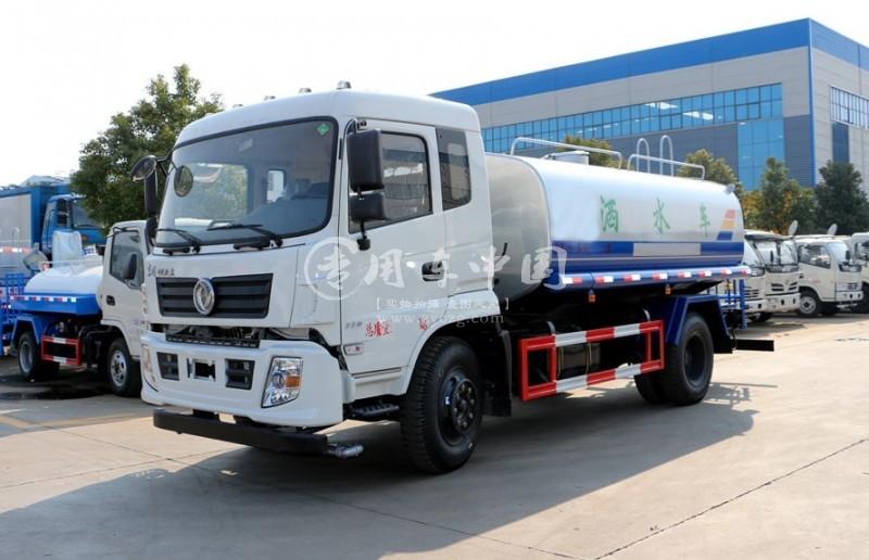 12吨东风D9洒水车