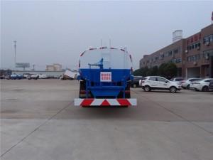东风后八轮20吨洒水车