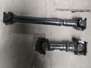 油罐车传动轴_油罐车配件:连接取力器油泵传动轴
