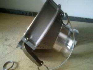油罐车配件卸油阀 拨杆式卸油阀 欧标卸油阀 下装口卸油阀