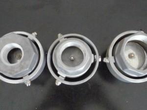 加油车通气阀人孔盖呼吸阀 铝合金通气阀 欧标呼吸阀 油罐车配件