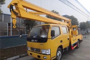 东风双排12米高空作业车图片价格¥17.8元