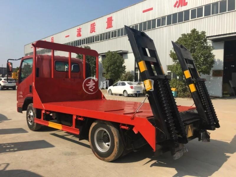 凯马平板运输车