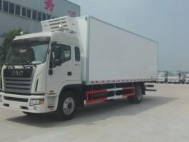 二手江淮格尔发6.8米冷藏车