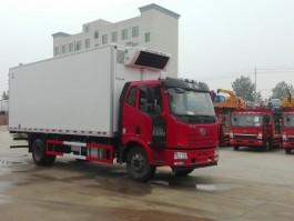 二手解放6.6米冷藏车