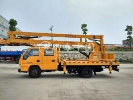 二手东风凯普特16米高空作业车