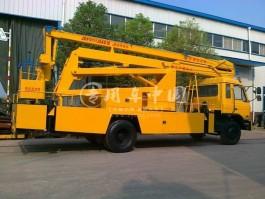二手东风18米折臂式高空作业车