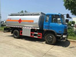 二手东风153型15方油罐车
