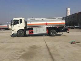 二手东风天锦12吨油罐车