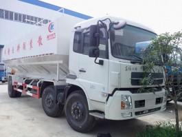 二手20吨散装饲料运输车