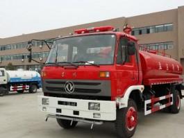 东风10吨二手森林消防车