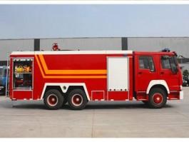 二手豪沃16吨消防车