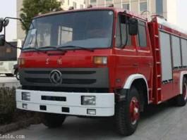 东风3吨二手消防车