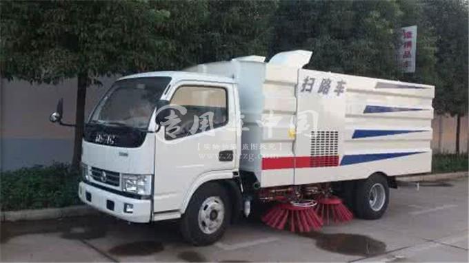 东风小霸王二手清扫车