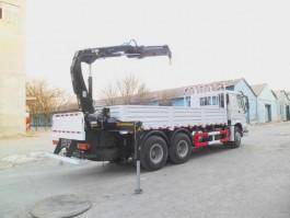 二手东风天龙16吨计量检衡车