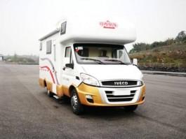 二手中专专汽牌ZZQ5040XLJ旅居车